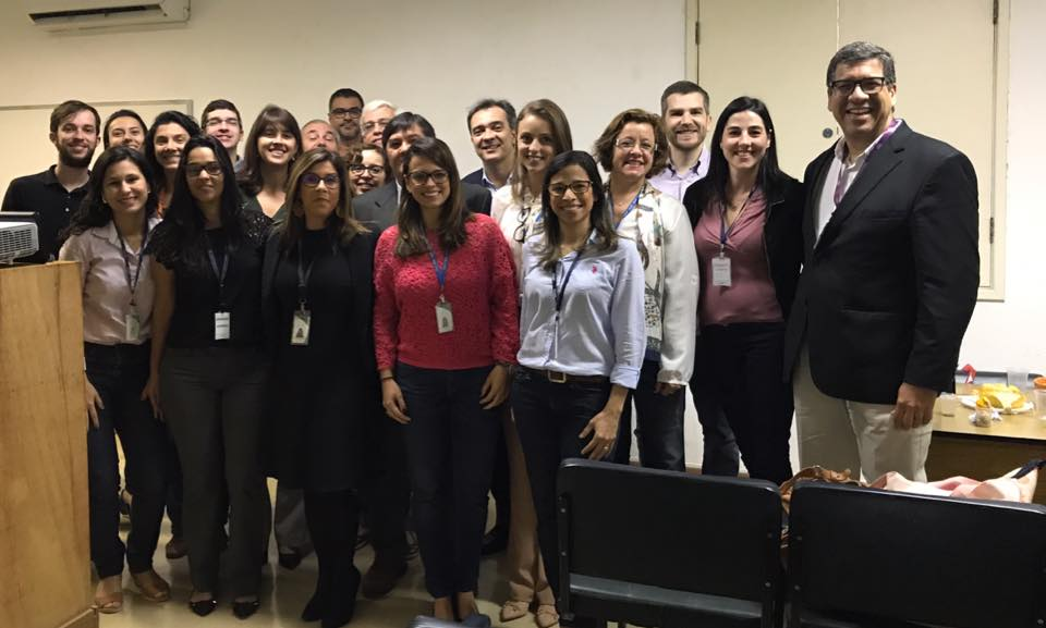 Novos docentes do PPGCCV